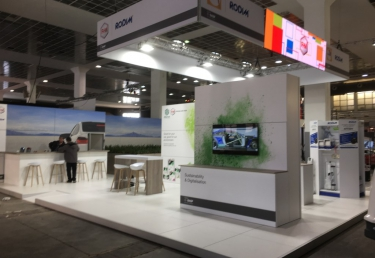 Modulaire standenbouw by Travelexpo - BASF-1